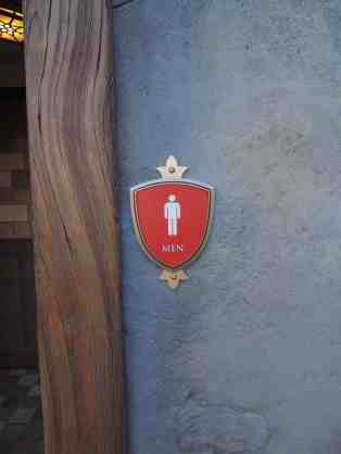 Rapunzel rest area