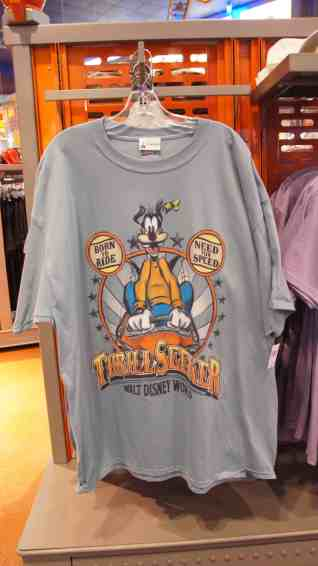 "Goofy ""Thrill Seeker"" T-shirt"
