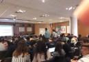 Εκπαιδευτική επίσκεψη της Γ΄Λυκείου του Ζαννείου Πειραματικού Γενικού Λυκείου στην ΕΛΣΤΑΤ στο πλαίσιο υλοποίησης του προγράμματος για το σχολικό έτος 2018-2019, 'Ανάπτυξη της Στατιστικής Παιδείας στην Ελλάδα'