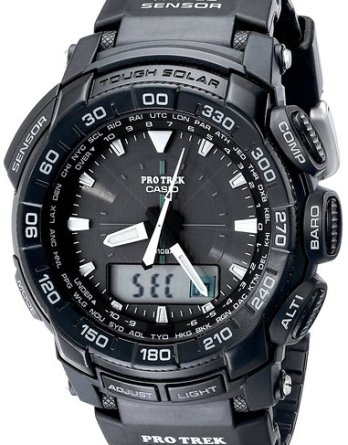 Casio Solar Powered Men's Watch