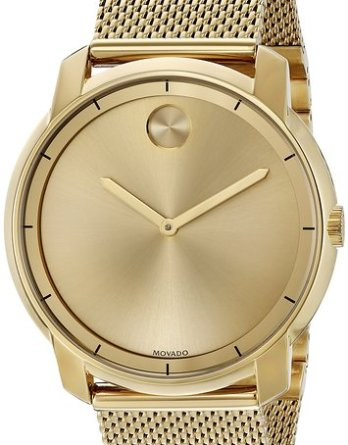 Movado Men's Gold Watch