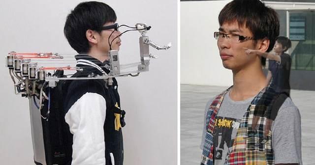 Japanese Shoulder Robot MH-2