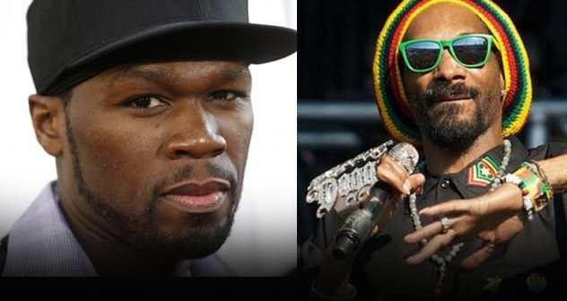 50 Cent On Snoop Lion Featured