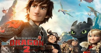 how ot train your dragon 2 poster wide