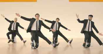 ok go performs Won't let you down