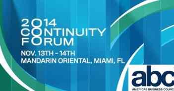 2014_continuity forum