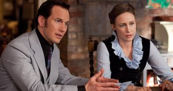 the Conjuring - Ed and Lorraine Warren