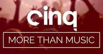 Cinq music FB banner