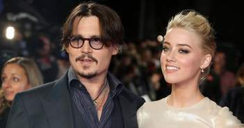 amber Heard and Ex Husband Johnny Depp