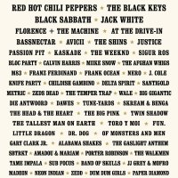 Lollapalooza >> 2012 Lineup Announced!