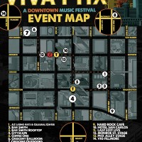 VIVA PHX >> Schedule + Map