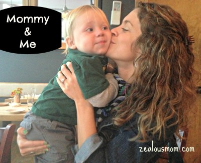 Mommy & Me, 6th Ed. A fun link-up to share those special moments between mommies and our little ones. #motherhood @zealousmom.com