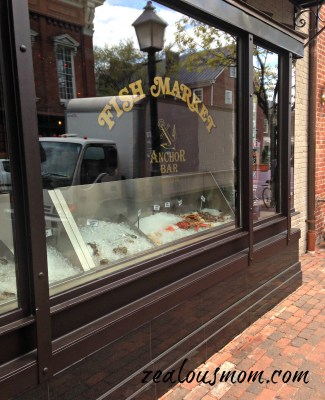 Wordless Wednesday: Old Town Alexandria @zealousmom.com #wordlesswednesday