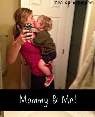 Mommy & Me, 7th Ed. A fun link-up to share those special moments between mommies and our little ones. #motherhood @zealousmom.com