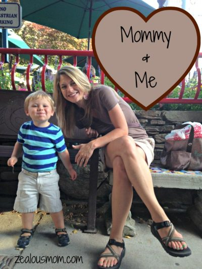 I Missed Him So: Mommy & Me, 10th ed. Fun weekly link-up to share those special moments between moms and their kiddos. -zealousmom.com #mommyandme #parenting #motherhood