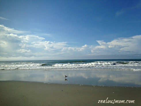 Wordless Wednesday: Beach Scenes -zealousmom.com #wordlesswednesday #beachphotography