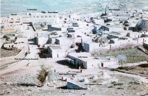 כך נראה מחנה פליטים פלסטיני