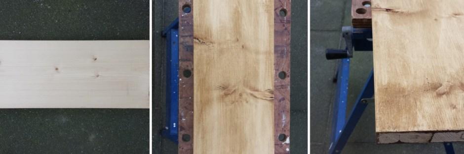 DIY: Rustieke houten wandplank in de keuken - Zeg Maar Even ...