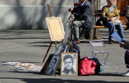 gesichtet #65: Der nimmermüde Porträtmaler