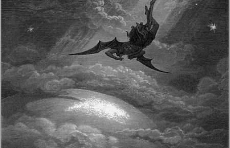 «Sehr satanisch»: Eine Ode an den gefallenen Engel von Rojo Córdova
