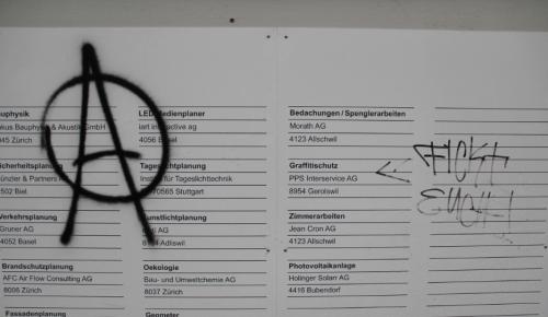 gesichtet #106: Kängurus, Buffing und Meta-Graffiti