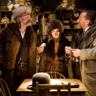 Cabin Fever – Quentin Tarantinos «The Hateful Eight»