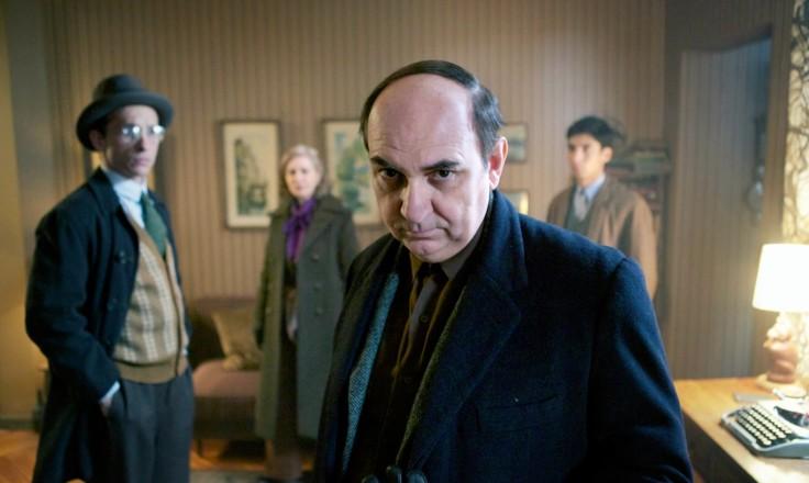 Ein skeptischer Blick des Poeten Neruda (Luis Gnecco). (Bild: zVg)