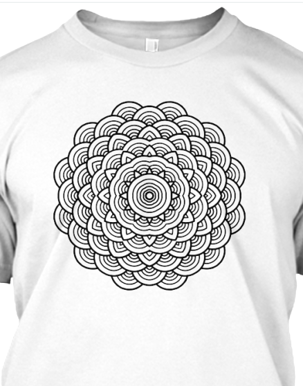 Color My Tee – Coloring T-Shirts – ZenArtis