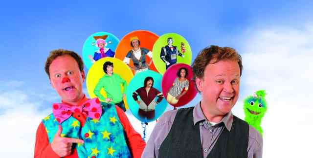 Mr Tumble's Circus
