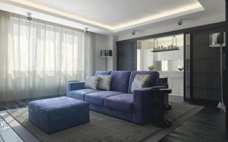 Led Beleuchtung Wohnzimmer. Good Sofa Mit Dekokissen With Led ...