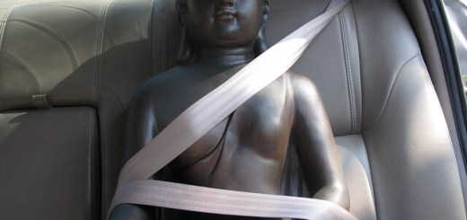 miheco, Driving the Buddha
