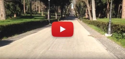 video parco - villa borghese