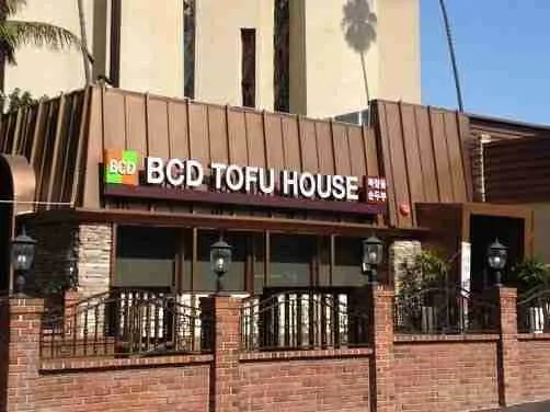 BCD Tofu House – Los Angeles