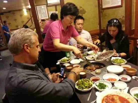 Eric Ripert in Korea