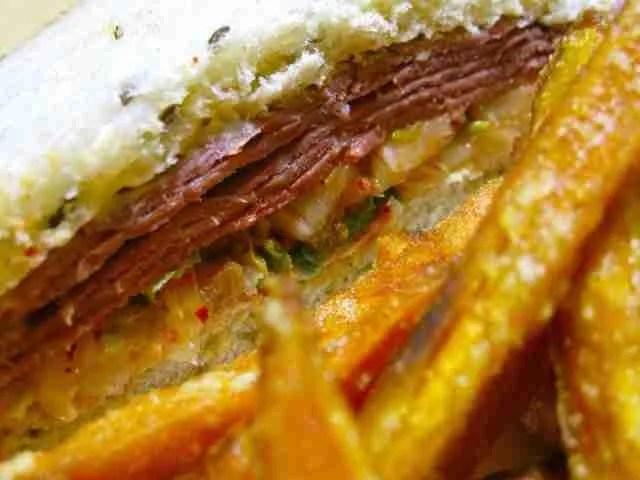 St. Patrick's Day Leftovers: Kimchi Reuben Sandwich   ZenKimchi