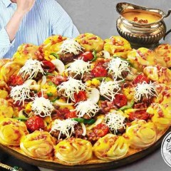 WTF: Domino's Korea's New World Cup Monstrosity