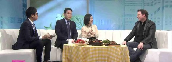 Video: Spiders and Country Bulgogi