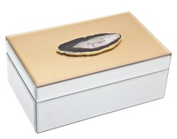 Small Of Mirrored Jewelry Box