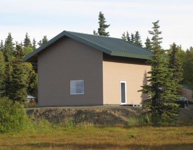 energy efficient home Alaska