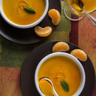 Orange Kabocha Squash Pudding (Paleo, AIP) - Zesty Paleo