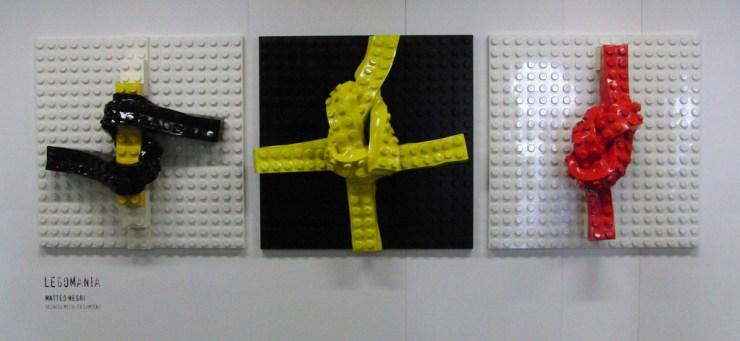 Matteo Negri - Quadros Contemporaneos - Lego