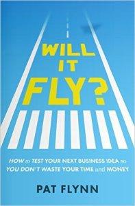 "Portada del libro ""Will It Fly?"" de Pat Flynn"
