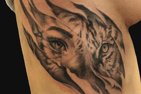 tiger skin rip tattoo cap1 tattoos dallas denton tattoo texas custom artist.jpg