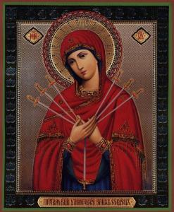 Икона-Божией-Матери-«Умягчение-злых-сердец»-2