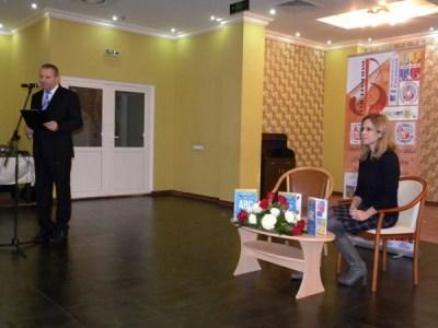 """Lecție deschisă despre """"ABC-ul de nutriție"""", cu dr. Mihala Bilic, la Salonul hunedorean de carte"""