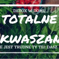 Wiosenny DETOX !   Zielony Detox Parafight Program