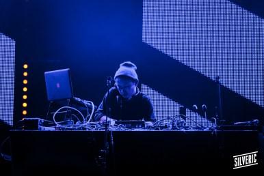 DJ Kentaro @ Festival les Artefacts 2013-9