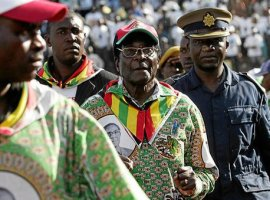Update: Zimbabwe presidency dismisses Mugabe heart attack rumour