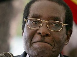 'There is a plot to oust Mugabe'