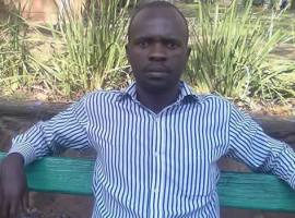Where is Itai Dzamara?